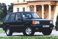 Range Rover « P38A », 1994-2001  Seriously, my next vehicle in the next two weeks.  Can't wait!!!!!