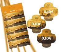 0,10€ Postimerkkejä (Saa laittaa millo vaa paketteihi mukaa)
