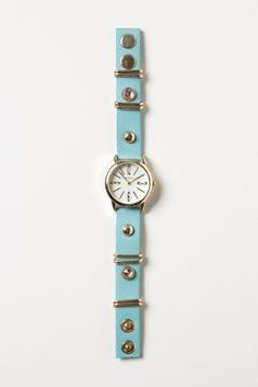 Gem-Studded Watch