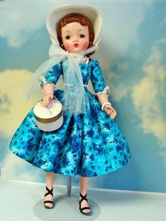 RARE VINTAGE MADAME ALEXANDER CISSY #2242 ALL ORIGINAL AND GORGEOUS! #Dolls
