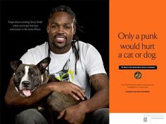 A PIT BULL on Show Your Soft Side!!! Torrey Smith of the Ravens and his pup Prince.