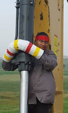 """#noDAPL """"Perhaps the most startling idea to emerge is a full upending of the narrative of the benevolent—perhaps paternalistic—white liberal uplifting the oppressed minority. People I met here felt that white people had strayed so far from their spiritual core that it was the Indian who would have to rescue them. A Pawnee hip-hop artist who calls himself Quese IMC (born Marcus Frejo Little Eagle), with black beard, hoop earrings, thick-rimmed glasses, and a cocked ball cap, told me that both…"""
