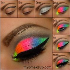MYO Ultra Bright Remix Shimmer Set Eyeshadow Pigment Mica Cosmetic Loose Powder Mineral Makeup Eyeshadow Pigment Sets - 5 MYO Ultra Bright Remix Shimmer Set Eyeshadow Pigment Mica Cosmetic Loose Powder Mineral Makeup (Powered by CubeCart) Cute Makeup, Pretty Makeup, Makeup Art, Makeup Tips, Makeup Looks, Makeup Ideas, Makeup Products, Stunning Makeup, Gorgeous Eyes