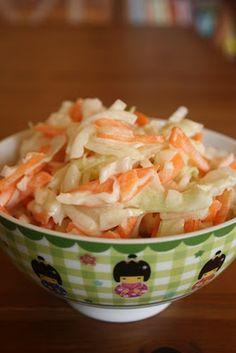 mamihami: Coleslaw variációk