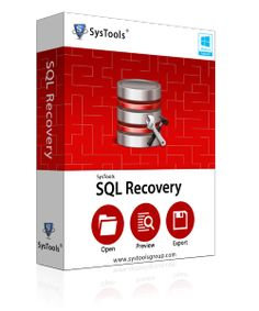 User Reviewed SysTools SQL Recovery tool as excellent tool to Recover Corrupt MDF & NDF SQL Server Database & Export into SQL Server Database    Read More: http://www.sanssql.com/2014/10/review-on-systools-master-sql-server.html