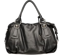 Stylish Everyday Bag (Rita) in Soft Leather by VERAGIOIA