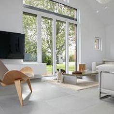 Viviendo verde minimalist living room | homify Marginata Plant, Minimalist Living, Windows, Interior Design, Living Room, Green, Nest Design, Minimal Living, Home Interior Design