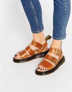 Dr Martens Gryphon Strap Sandals $145.58