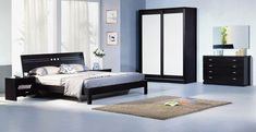 A Collection Of Modern Bedroom Furniture 8