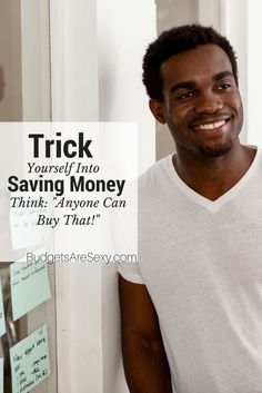 Do you have trouble saving money? Trick yourself into saving money, but avoiding the purchase.all it takes is this one simple trick! Best Money Saving Tips, Ways To Save Money, Money Tips, Saving Money, How To Make Money, Best Savings, Budget Template, Frugal Living Tips, Budgeting Tips