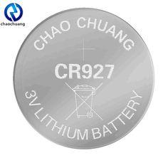 3v CR927  coin battery lithium battery