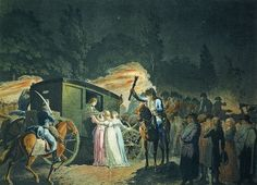 Lausanne, Napoleonic Wars, Empire, Painting, France, Image, Art, Watercolor Painting, Art Background