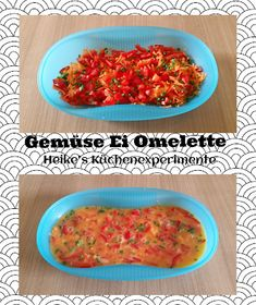 ☆ Heike's Küchenexperimente ☆: Gemüse Ei Omelette aus dem Omelettemeister Omelette Meister, Sunday Breakfast, Snacks, Eat, Ethnic Recipes, Food, Maker, Yummy Food, Food And Drinks