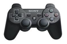 PS3 DualShock 3 Wireless Controller - Black