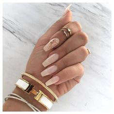What Christmas manicure to choose for a festive mood - My Nails Aycrlic Nails, Nude Nails, Hair And Nails, Fall Nails, Black Nails, Pink Nails, Beige Nails, Matte Nails, Manicures