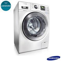 Lavadora de Roupas Samsung 10,1 Kg Eco Bubble com 14 Programas