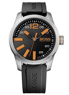 Win a BOSS Orange Watch.  Damn good looking!
