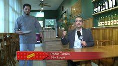 #gastronomiaitaliana #fabulososnamidia Stefano Bruzzone para o programa Acesso. SBT Sorocaba. Stefano Hotel e Restaurante (São Roque, SP).