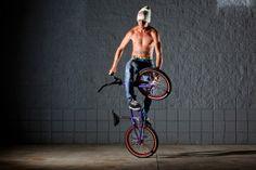 Terry Adams - BMX Freegun