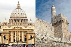 The Vatican Wants To Lay Its Hands on Jerusalem