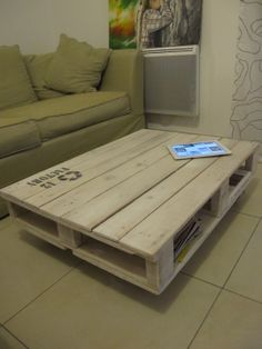 1000 images about table basse on pinterest tables - Table basse rangements ...