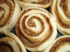 These are large soft tender buttery rolls,  the dough is rolled up from the short end creating more layers of cinnamon filling - Canadian members use all-purpose flour, and bread flour for U.S. members - to speed things up place the egg in a cup with very warm water for about 15 minutes to bring to room temperature - you may of coarse use your own favorite icing for the buns  - since every dough rises at different times, the prep times is only estimated this dough is made using egg which…
