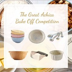 Bake up your most spectacular #maryberry worthy cake, follow @achicaliving & win a Baking bundle - ends 5pm 31/8/16