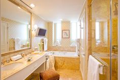 I want the bathtub from the Hermitage Hotel in Nashville.  Big time!!!