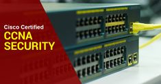CCNA Security prepares you for tasks by developing the skills needed to design, implement and support security for network devices and ensure their integrity. Cisco Certifications, Routing And Switching, Security Training, It Network, Certificate, Delhi India, Integrity, Labs, Students