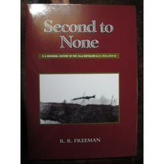 Australian 32 Battalion History during WW1 the most concise available.