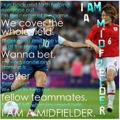 When you participate in soccer training, you will find that you are introduced to many different types of methods of play. One of the most important aspects of your soccer training regime is learning the basics of kicking the soccer b Soccer Memes, Soccer Quotes, Soccer Tips, Sport Quotes, Funny Soccer, Football Quotes, Soccer Drills, Soccer Girl Probs, Girls Soccer