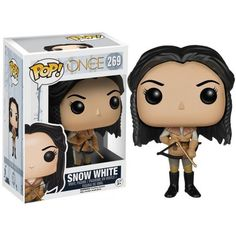 Funko POP! TV Once Upon A Time Snow White, Multicolor