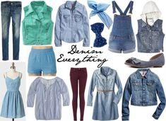 Five Fall 2013 Fashion Trends {Denim ...