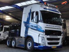 Volvo FH 540 van truckcenter apeldoorn bv
