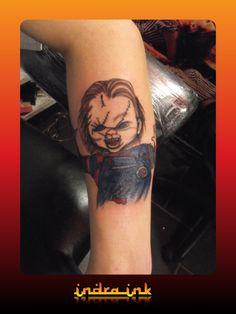 Indra ink Chucky