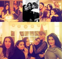 Taylor y sus amigas