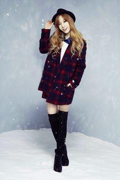 Taeyeon of #SNSD #TTS for Mixxo