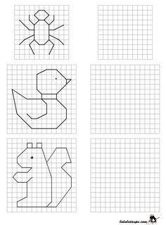 Learning math, Math coloring, Math for kids, Educa Montessori Math, Preschool Math, Kindergarten Worksheets, Teaching Math, Coding For Kids, Math For Kids, Math Resources, Activities For Kids, Visual Perception Activities