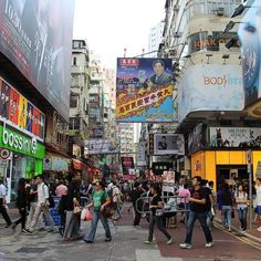 The streets of Hong Kong specifically Causeway Bay. It was my first experience being in a space that was very and I mean very crowded. But at the same time it felt very safe. Also felt like a huge chinatown. - #hongkong #hongkongtravel #travelhongkong #causewaybay #hongkonginsta #hongkongstreet #hongkongstreets  #chinatown