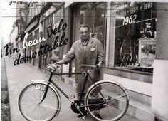 The Man, Rene Herse circa 1962