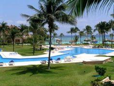 Villas Del Mar, Puerto Aventuras, Mexico.  Mayan Riviera.  Another of my most favorite places on earth!