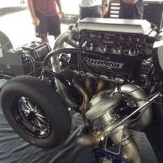 Got Power. These Proline turbo engines are the business! Turbo Car, Twin Turbo, Motor Engine, Car Engine, Street Outlaws, Race Engines, Car Mods, Engine Types, Drag Cars