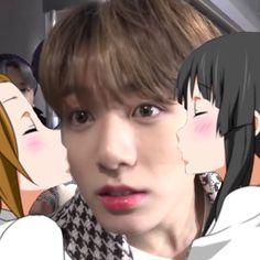 Bts Anime, Anime Boys, Manga Anime, Anime Hair, Anime Naruto, Red Velvet Photoshoot, Estilo Lolita, Kookie Bts, Fanart