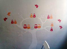 wall family tree
