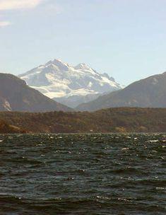 Cerro Tronador. bariloche