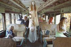 Rails | I Turn Abandoned Spaces Into Fantasy Worlds