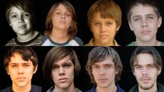 We're starting right at the early stages of boyhood and rising up through the years to eventual manhood in Richard Linklater's new indie microcosm epic. This is a boy's transformation to manhood, h...
