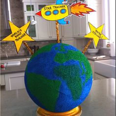 Out of this World Teacher Appreciation Trophy
