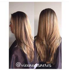 Hair by #VieanaCisneros #ClippingsHairDesign