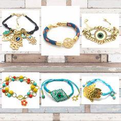 Bracelets for everyone www.nadiacoutureaustralia.com Charmed, Bracelets, Jewelry, Fashion, Moda, Jewlery, Jewerly, Fashion Styles, Schmuck